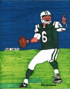 Mark Sanchez:Early Years - Nat Solomon's Paintings and Photography