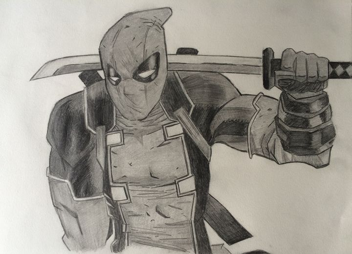 Deadpool - Nicholas Earl