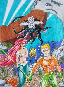 The Battle for Atlantis