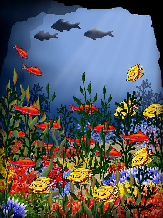 Ocean Life 02 - Viveca Lammers