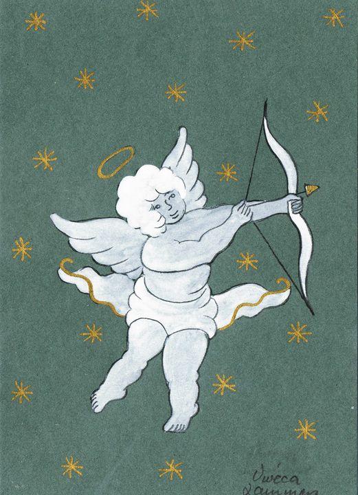 Angel Card - Viveca Lammers