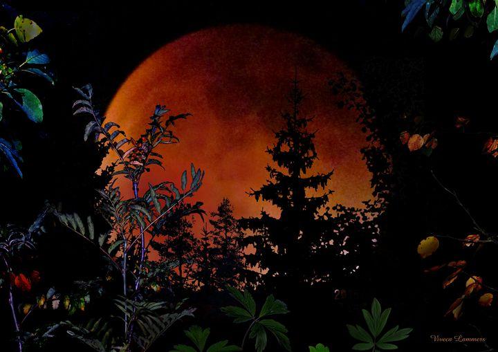 Blood Moon 267 - Viveca Lammers