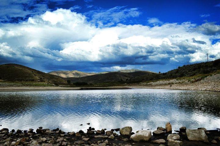 Deer Creek Reservoir - A & B Martin Photography
