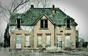 Abandoned Historic Home