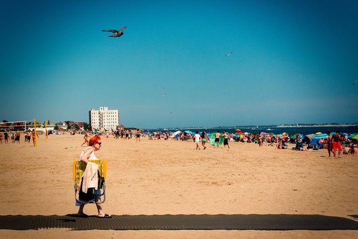 Brighton Beach Boardwalk - Seth Webster Photography