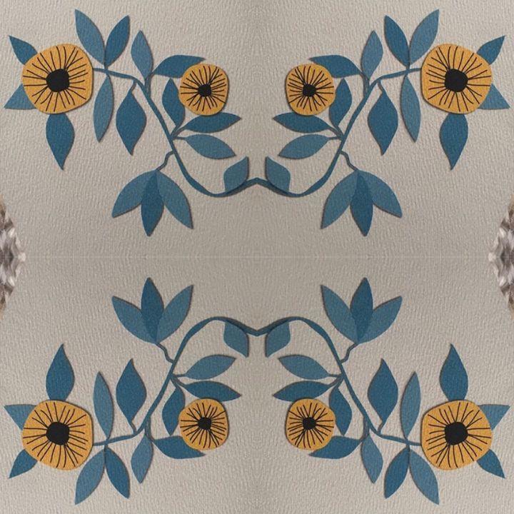 Paper Flowers - Libbys_ArtStudio