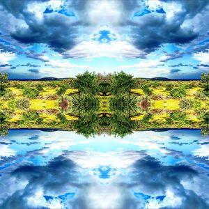 Enchanted Blue Skies