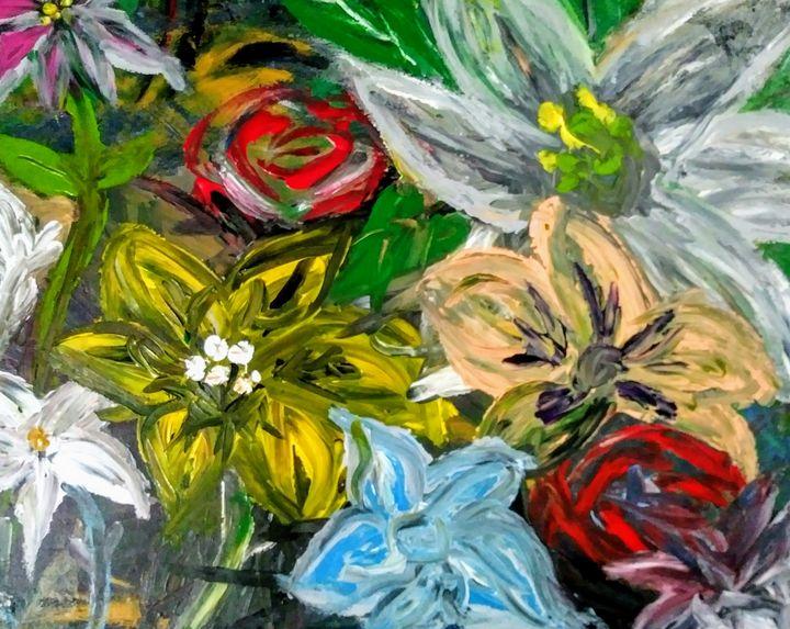 Flowers - Mary Berlin