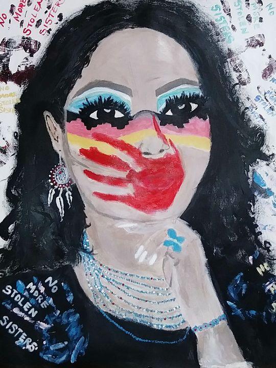 No more stolen sisters - Mary Berlin