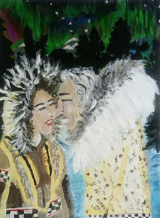 Eskimo kisses - Mary Berlin