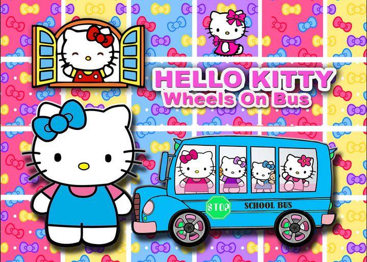 Hello kitty - siswoajiart