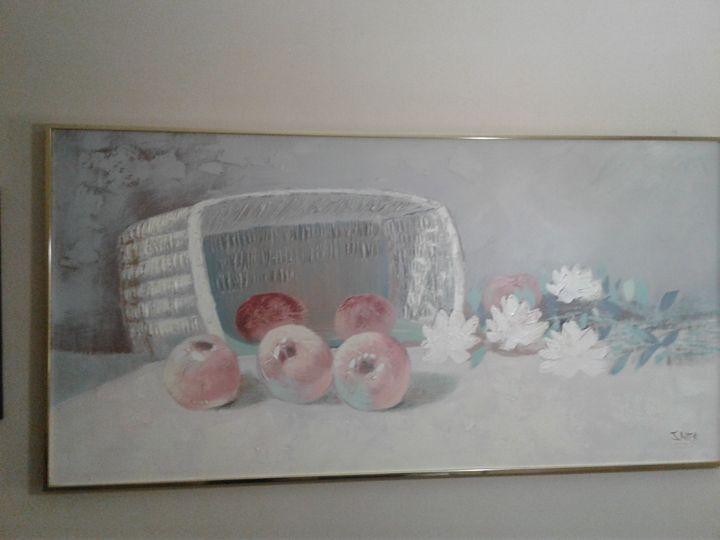 J.Allen Oil Painting - Art Ontario