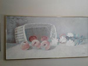 J.Allen Oil Painting