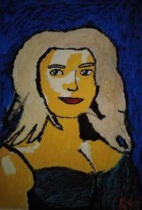 The Portrait of a Woman