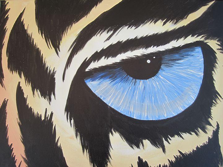 Profound Eye - Iris Hsu