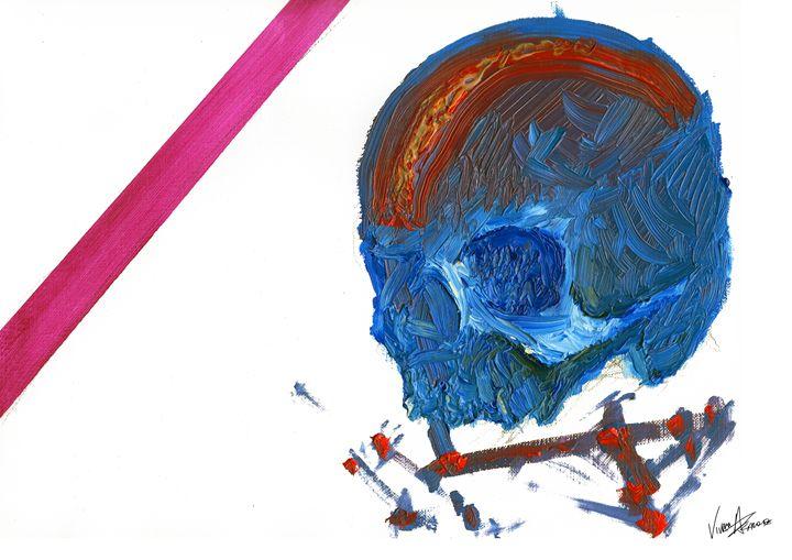 """Skülle II """"Bleu"""" - Vivian Armonde"""