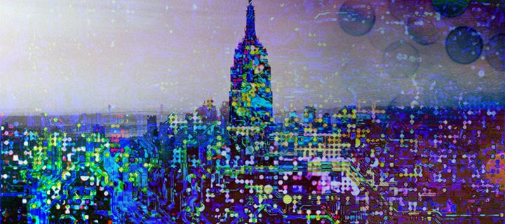 Empire State Building #1 - Just The Mix by James