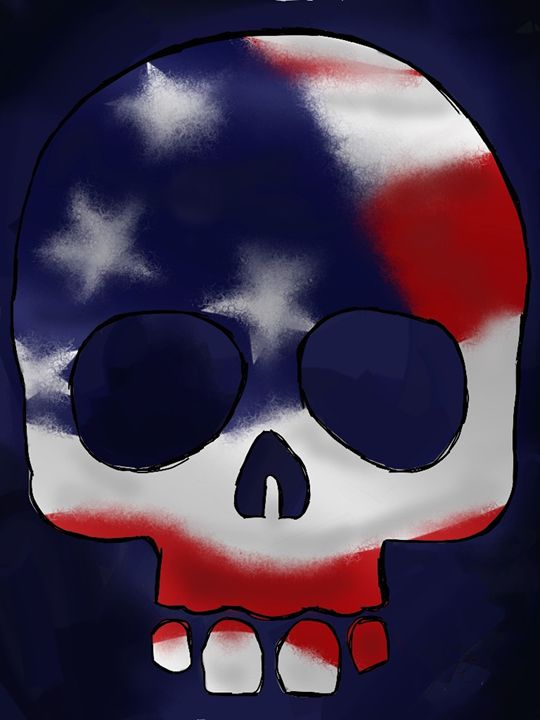 Skulls of Liberty - Just The Mix by James