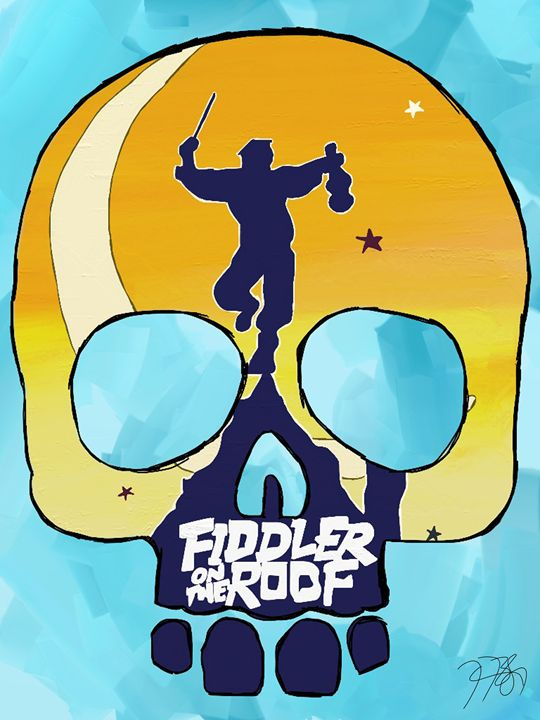 Skulls To Broadway Fiddler On The Ro - Just The Mix by James
