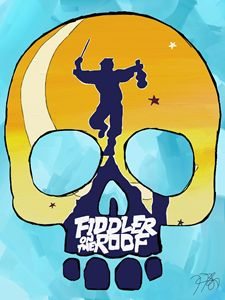 Skulls To Broadway Fiddler On The Ro