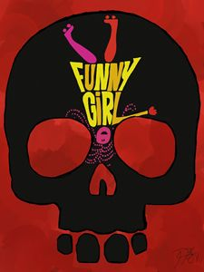 Skulls To Broadway Funny Girl