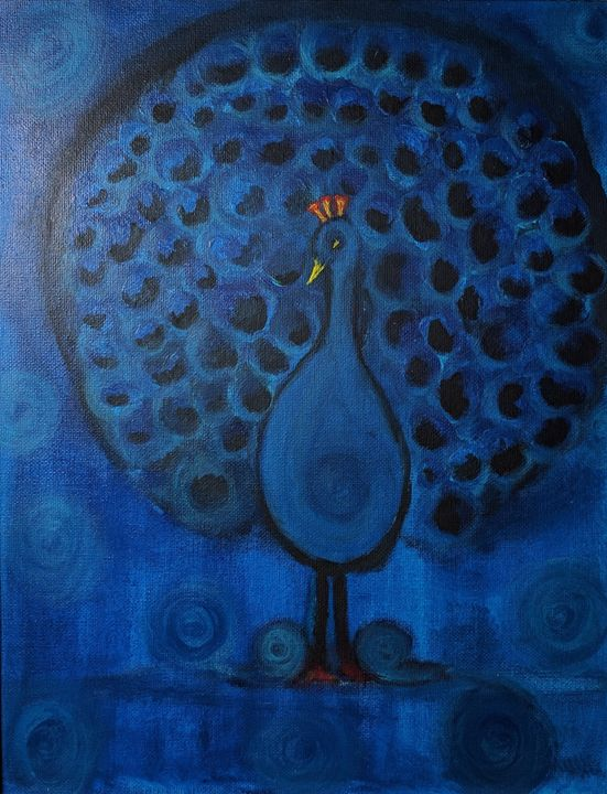 Peacock & Mighty Sky - vilo