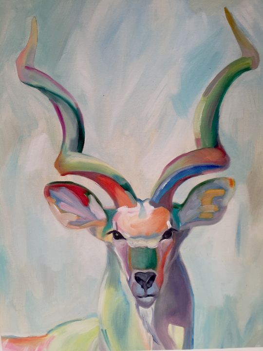 Kudu - Natalie Rademeyer