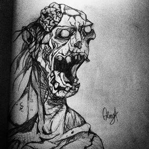 Scream king