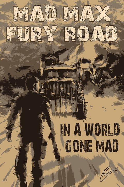 Mad Max: Fury Road - Graphic Element