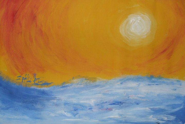 African Sunset 1 - Raine Carosin