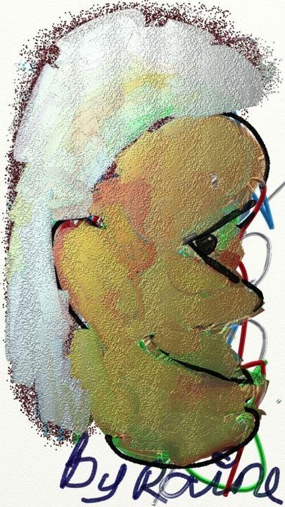 Marble Head - Raine Carosin