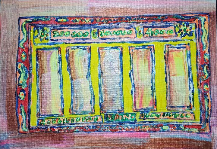 DANCE OF THE CHANCE - Raine Carosin