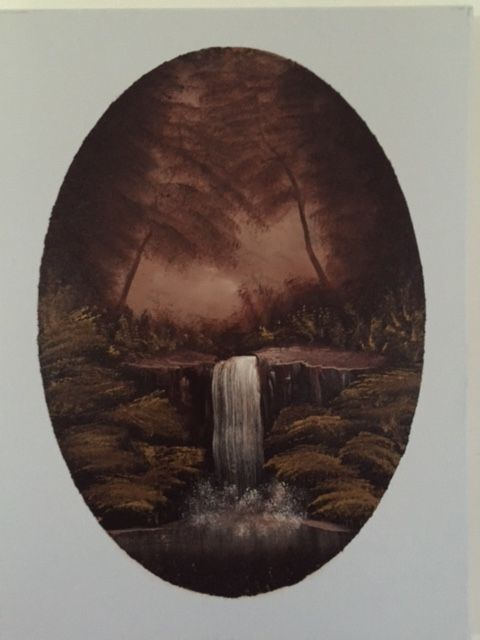 misty waters - Evolutionary Art Studio