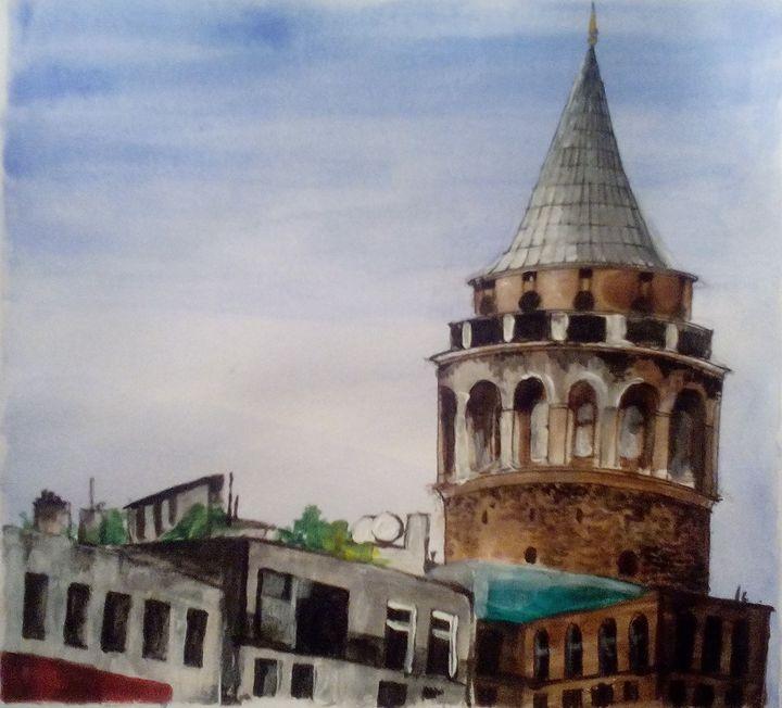 Galata Tower, Istanbul - artempire