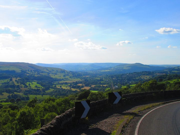 Surprise view Derbyshire England - Timawells