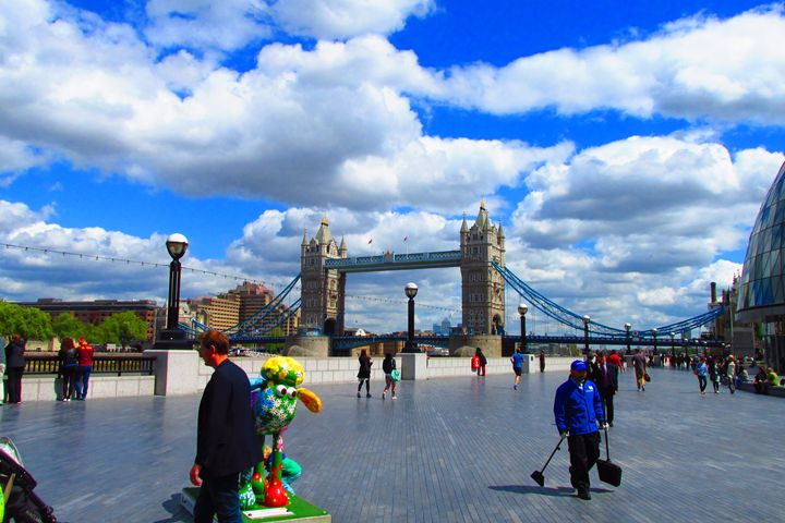 London Tower bridge - Timawells