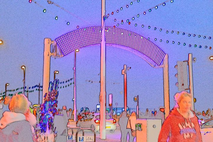 Blackpool illuminations - Timawells