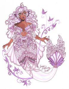 Lacey Mermaid