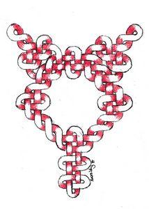Custom Celtic Knot