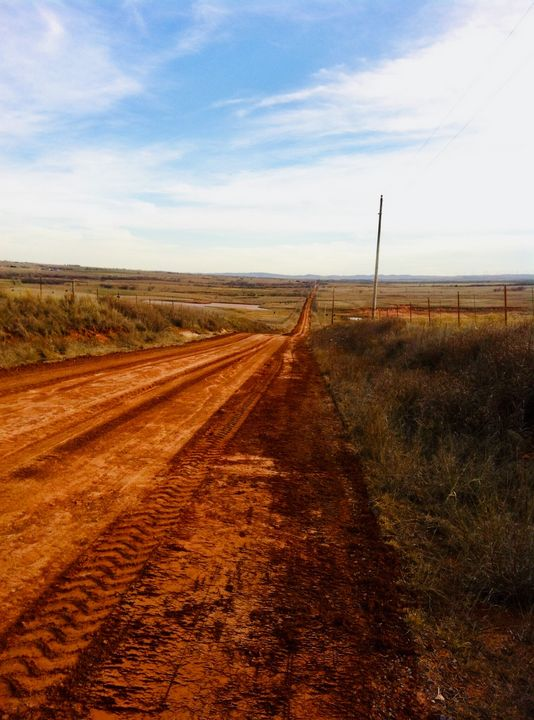 Red Dirt Road 2 - Kassidy Hughes