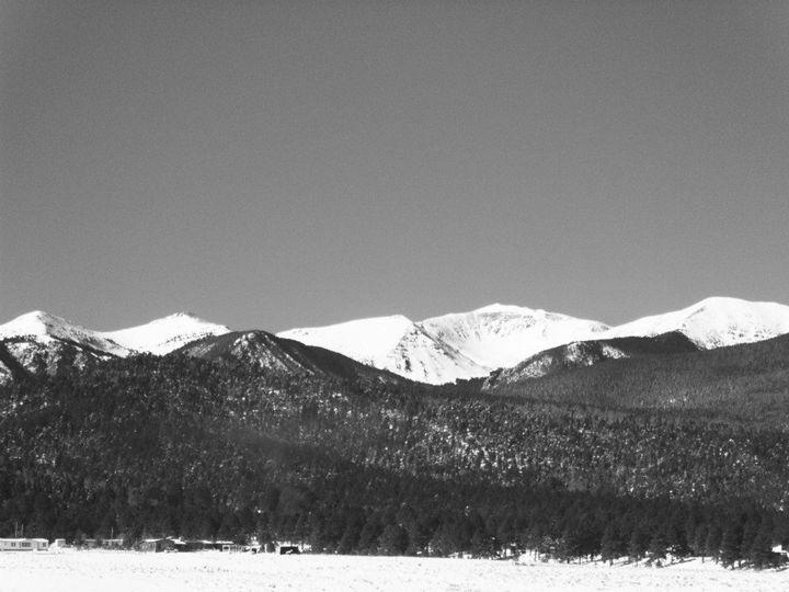 God's Mountains - Christa Archuleta
