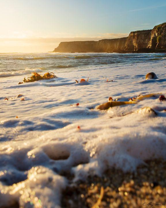 Davenport Bubbling - Waves and Wonders - Amy Medina Photography