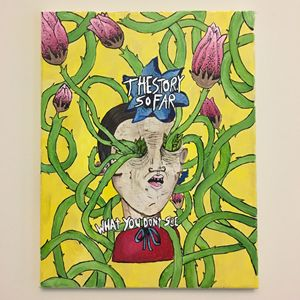 The Story So Far - Paintings by Suzanne Marie