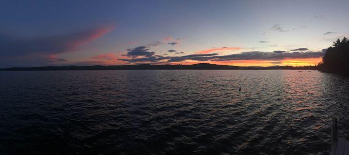 Long Lake - Pegah