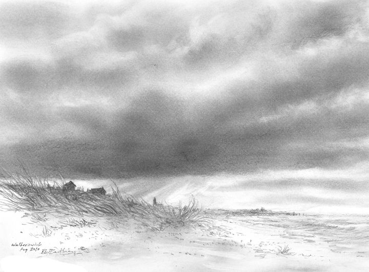 Storm over Southwold - Roy Bentley