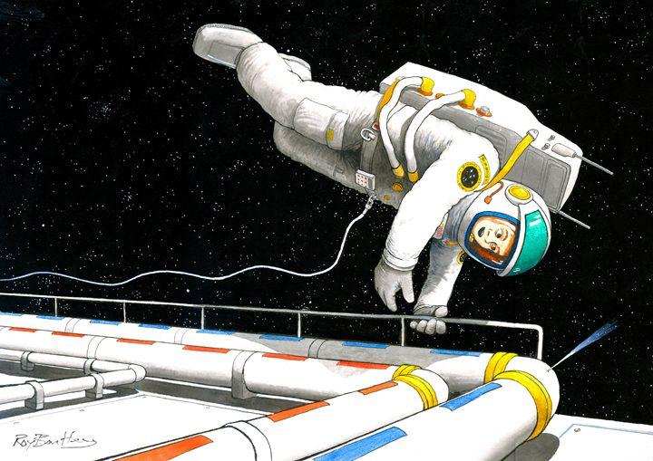 Spacewalk - Roy Bentley