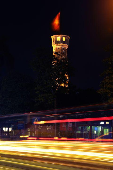 The Flag Tower of Hanoi - Vietnam Photo