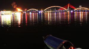 Night Han river