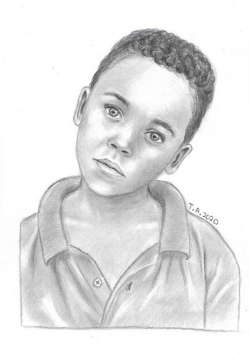 Little boy - TeArt