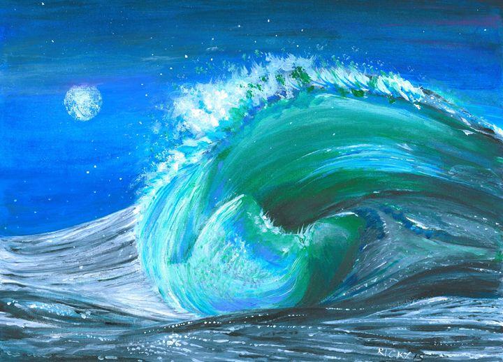 Wave - Veronica Rickard